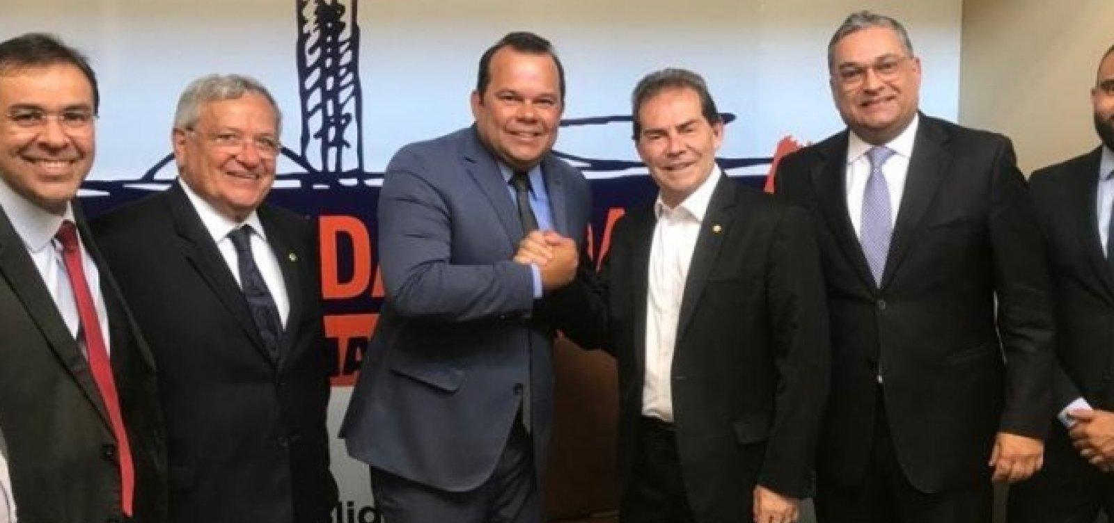 [Eleição de 2020: Lideranças nacionais de quatro partidos sinalizam apoio a Geraldo Junior]