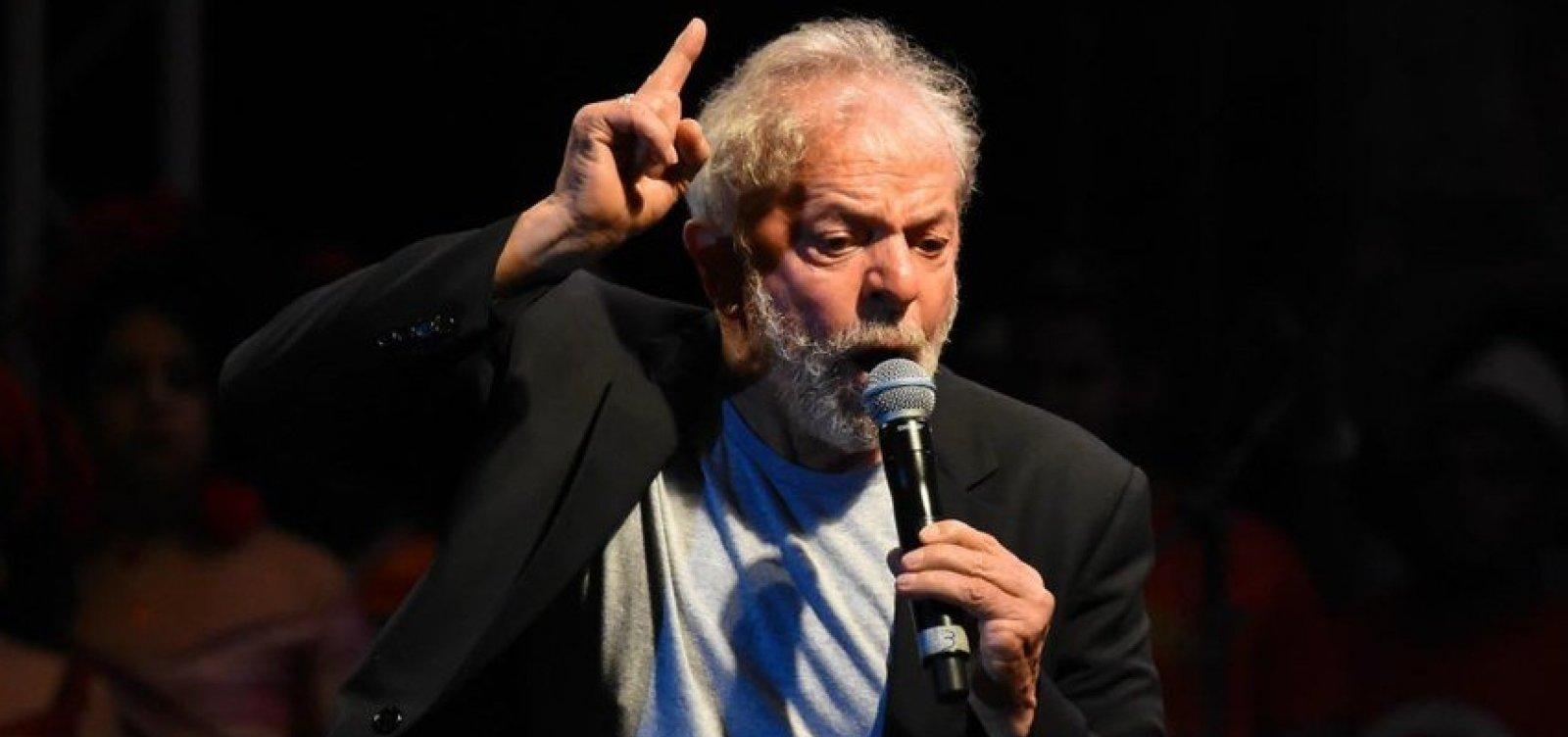 [TRF-4 julga recurso que pode anular pena de Lula no caso do sítio de Atibaia]