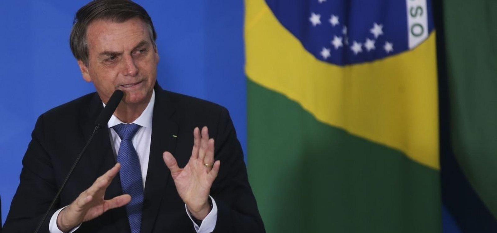 [Congresso derruba veto de Bolsonaro sobre fundo eleitoral]