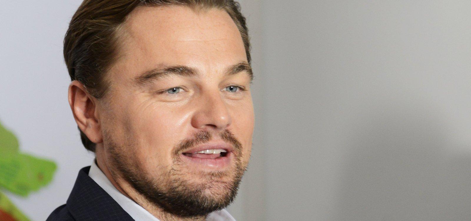 [Bolsonaro acusa Leonardo DiCaprio de colaborar com queimada na Amazônia]