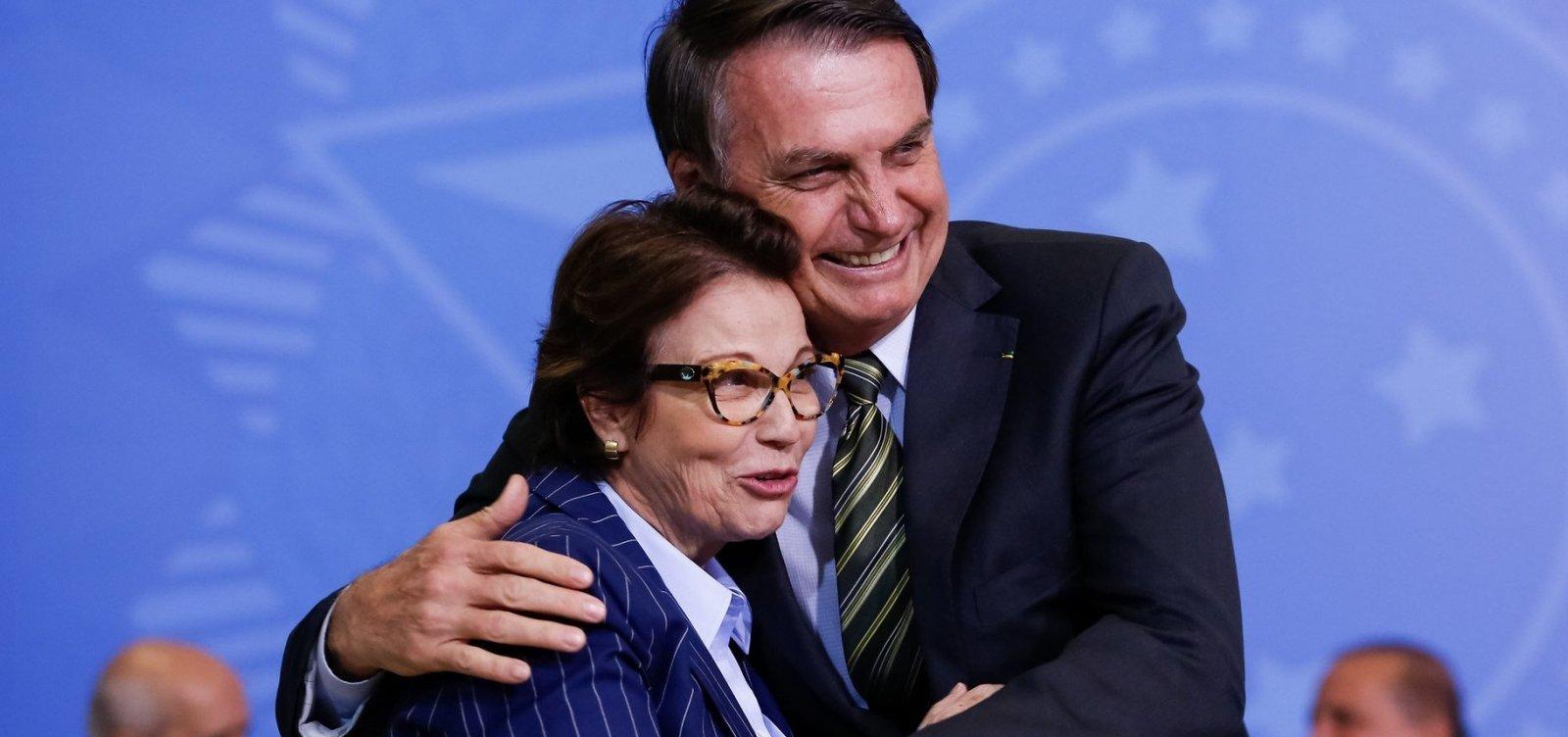 [Ministra da Agricultura contradiz Bolsonaro: 'preço da carne não vai cair']