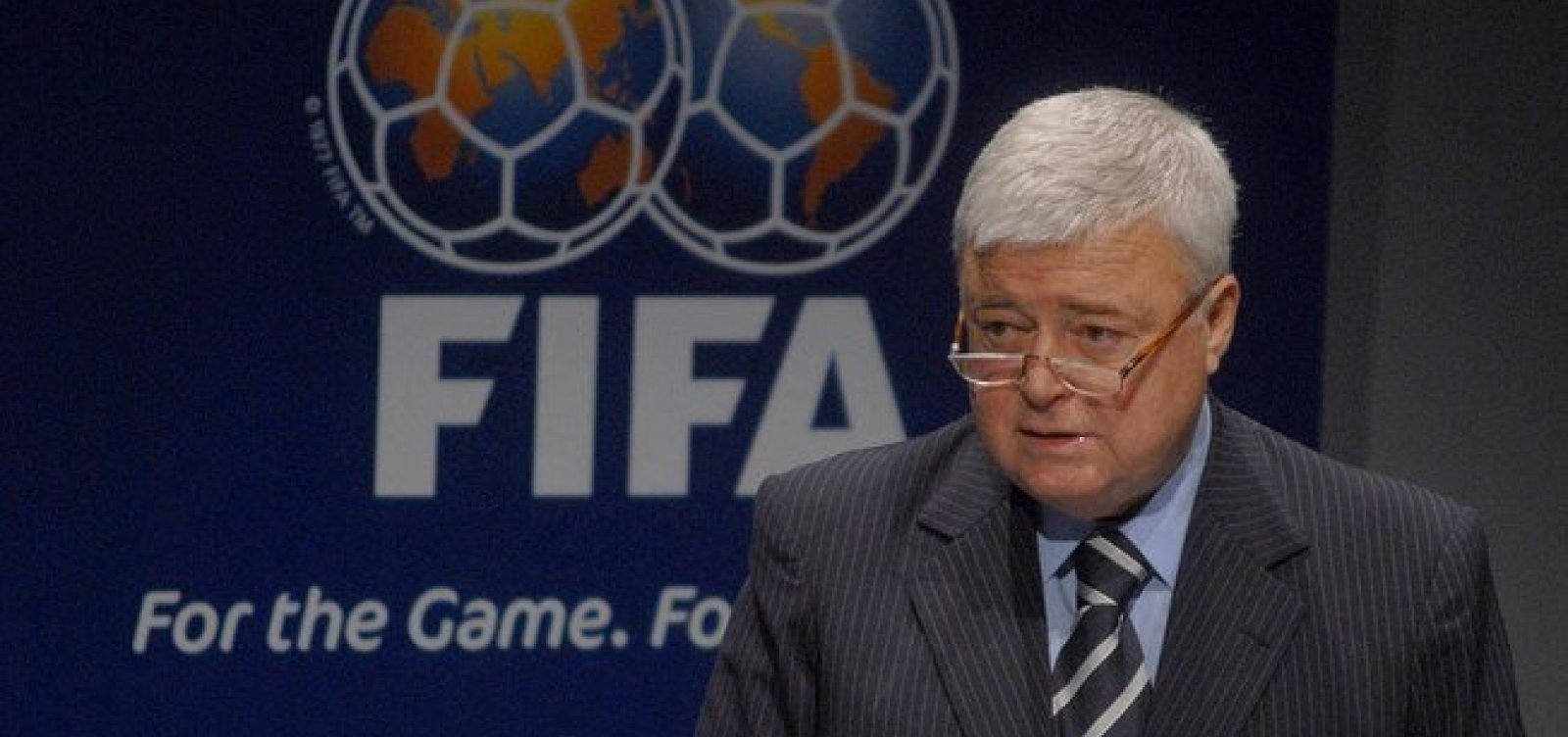 [Fifa anuncia banimento perpétuo no futebol de ex-presidente da CBF Ricardo Teixeira]