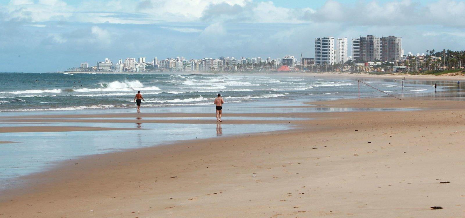 [Salvador tem apenas três praias impróprias para banho neste fim de semana; veja lista]