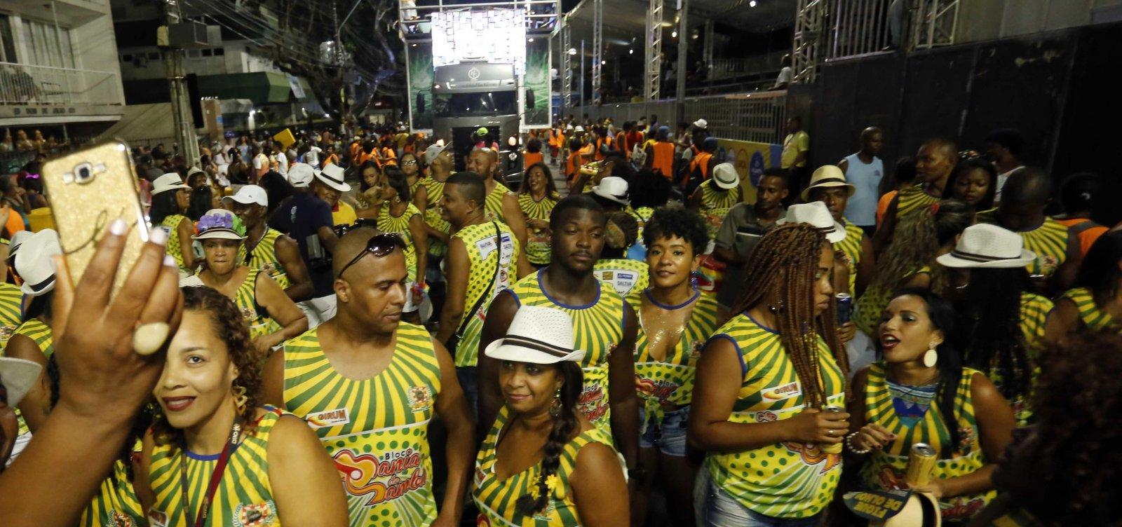 [Prefeitura monta esquema especial de trânsito para Caminhada do Samba; confira]