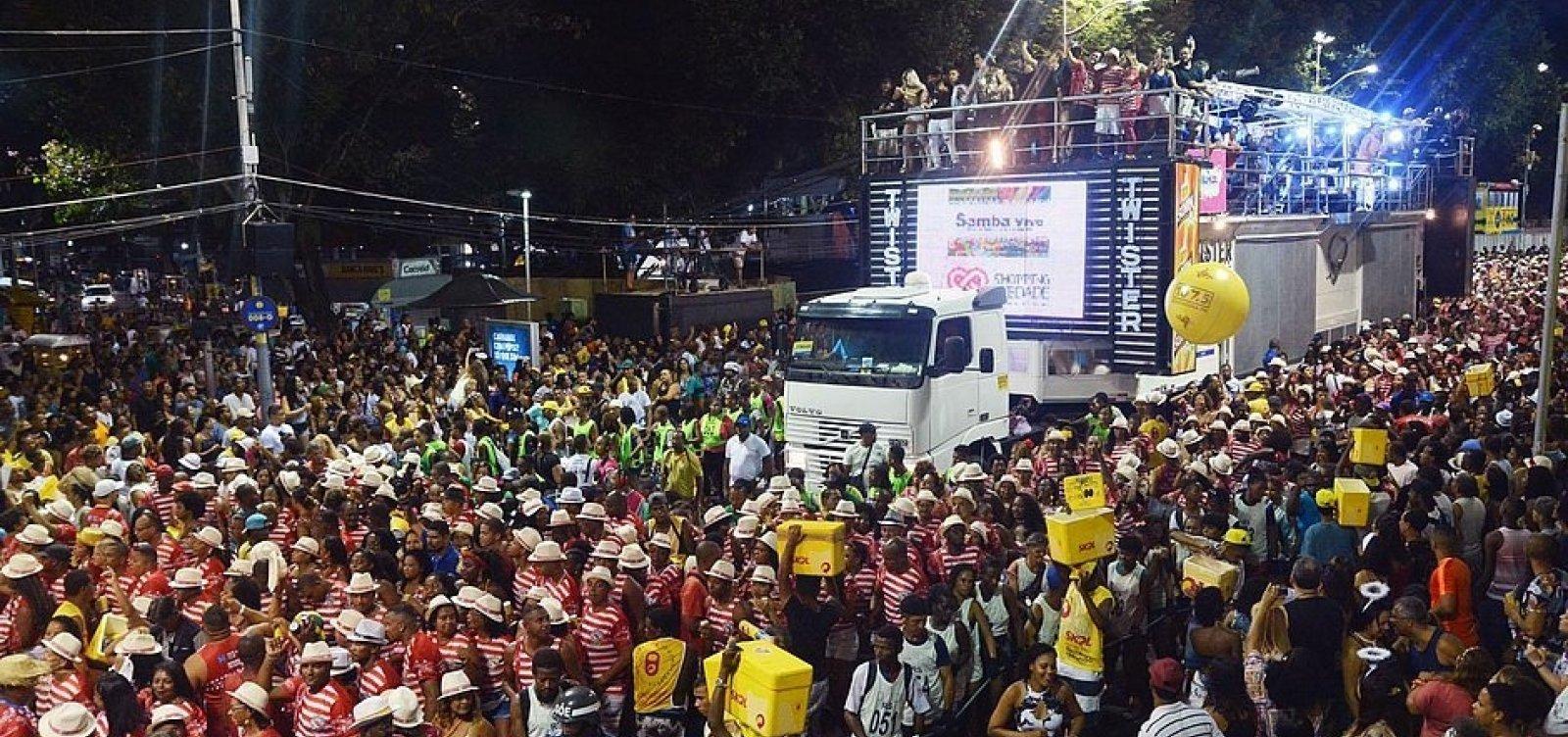 [Caminhada do Samba muda de trajeto por recomendação da Prefeitura e PM]