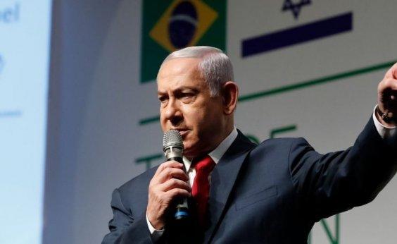 [Milhares de israelenses vão às ruas para pedir renúncia de Netanyahu]