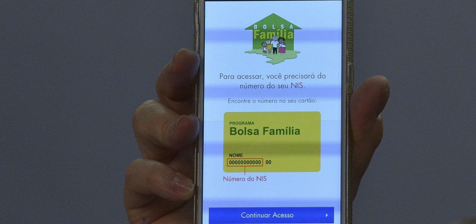 [Governo Bolsonaro não prevê novos atendidos e 13º para Bolsa Família em 2020]