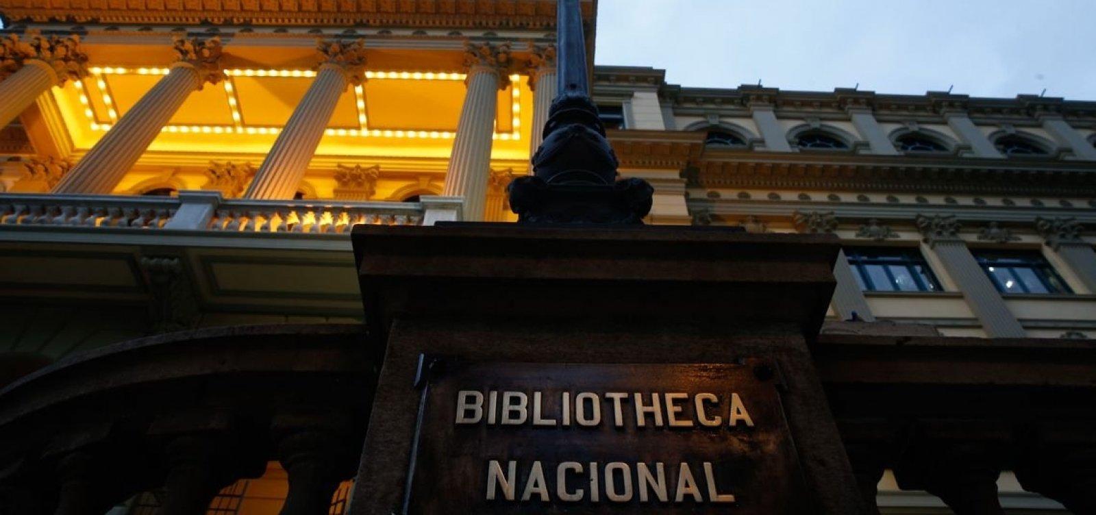 [Governo nomeia novos presidentes da Funarte e da Biblioteca Nacional]