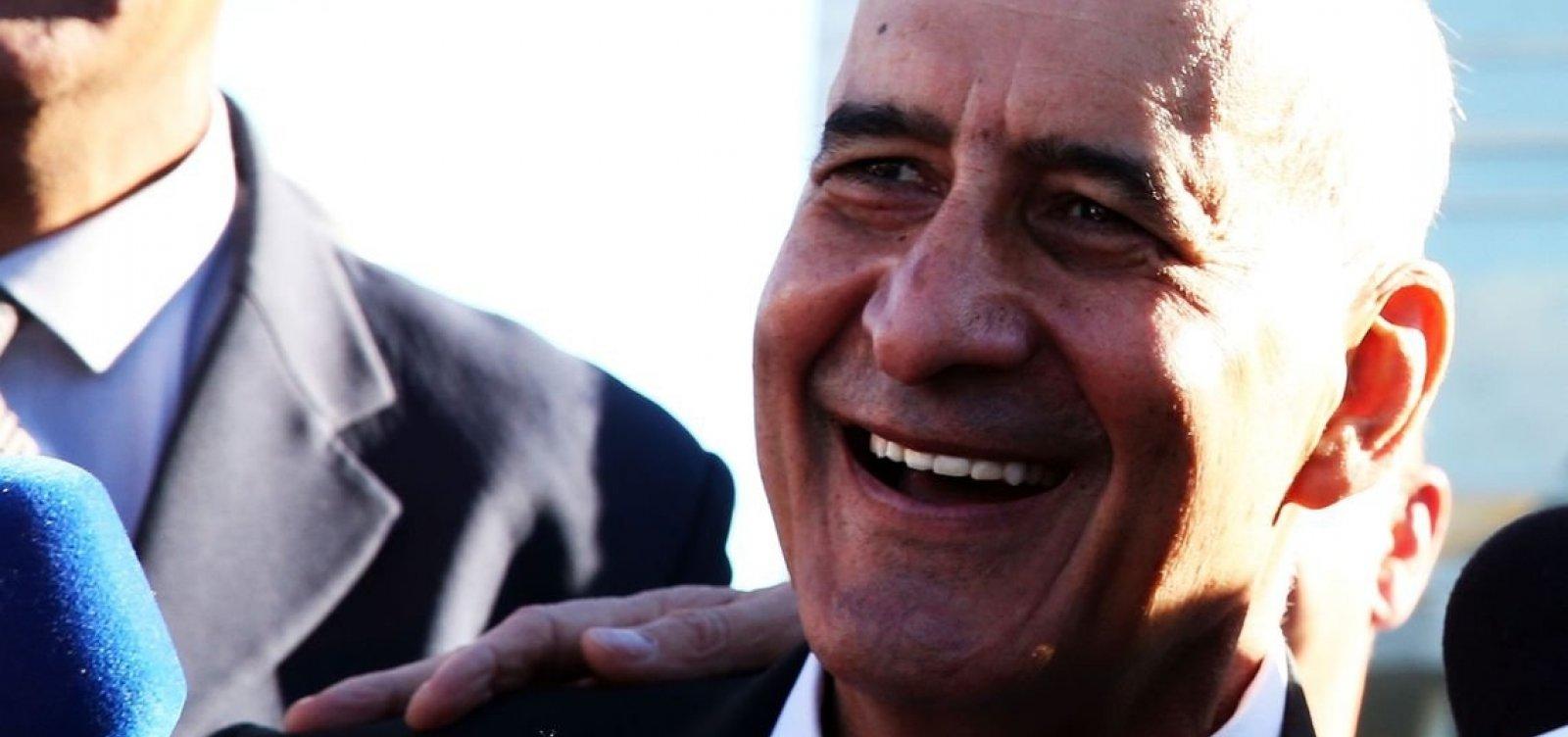 ['Com Moro de vice, Bolsonaro ganha no primeiro turno', diz general Ramos]