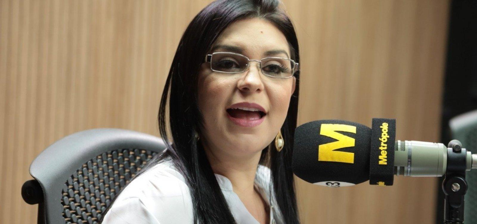 [Dayane critica decisão de Trump sobre tarifas: 'Brasil não é o bobo da corte mundial']