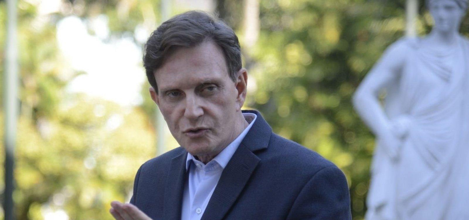 [Ministério Público investiga envolvimento de Crivella em esquema de propina no Rio]