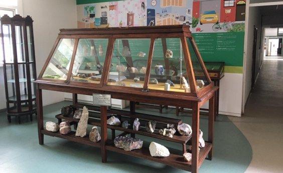 [Museu de Geociências da Ufba é inaugurado nesta sexta]
