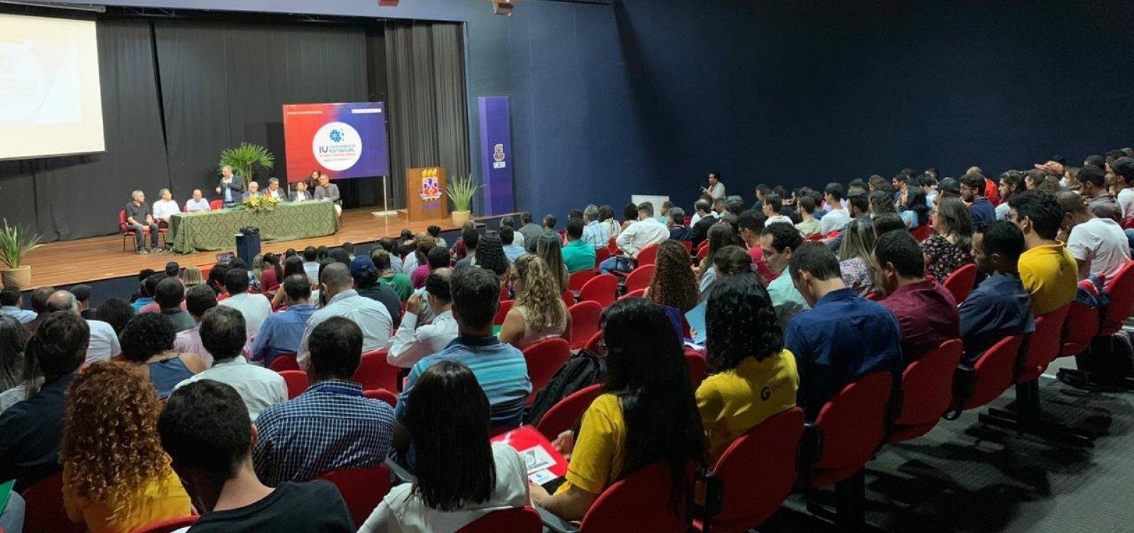 [Secti reúne delegados eleitos para atualizar política estadual]