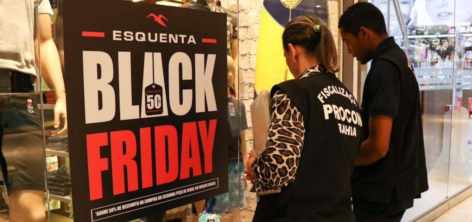 [Operação Black Friday autua 14 lojas em Salvador]