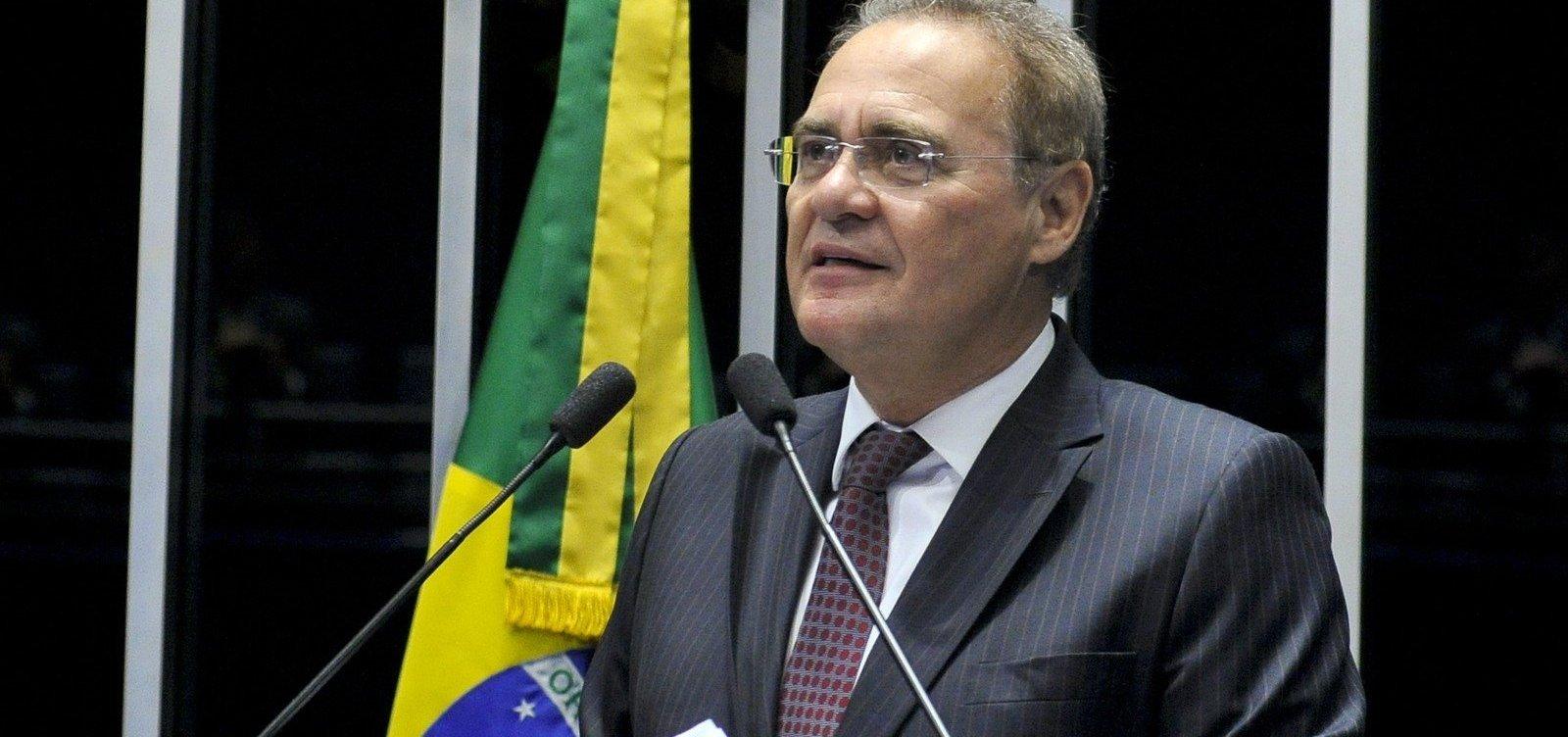 [STJ recebe denúncia contra Renan Calheiros que vira réu pela primeira vez na Lava Jato]