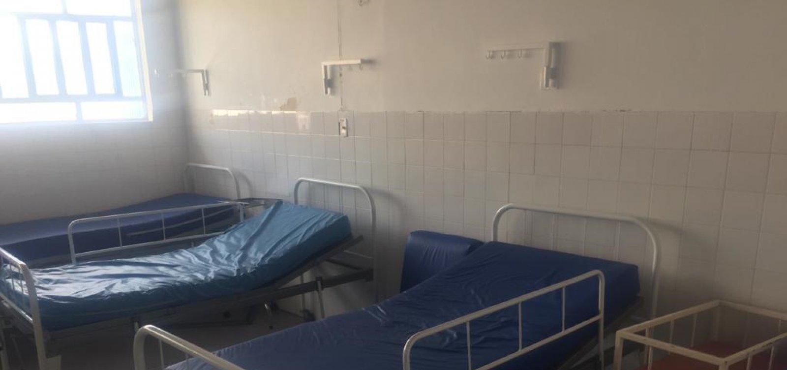 [Diversas irregularidades são identificadas em hospital de Araci]