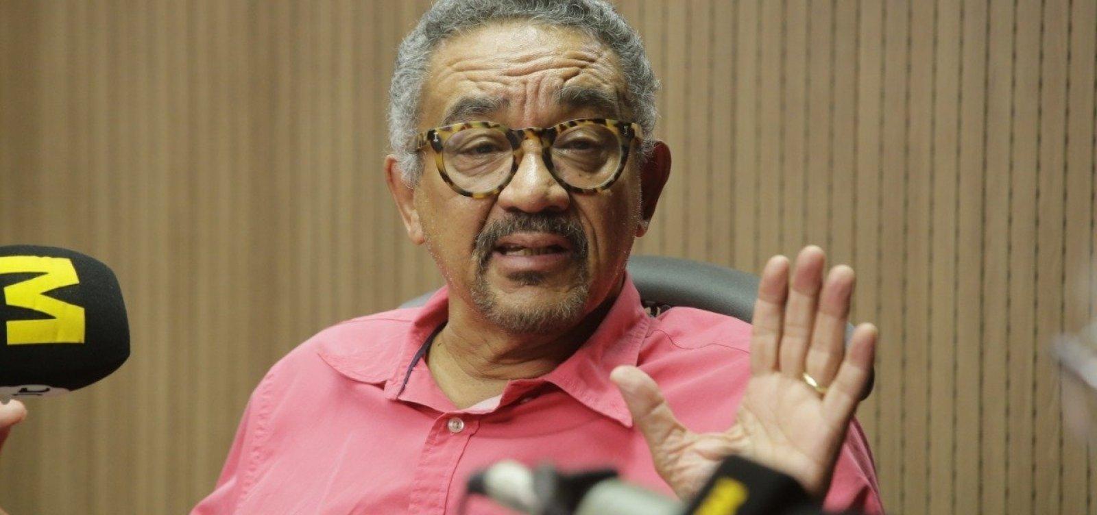 [Negação da existência do racismo por chefe da Fundação Palmares é 'crime', afirma Muniz Sodré]