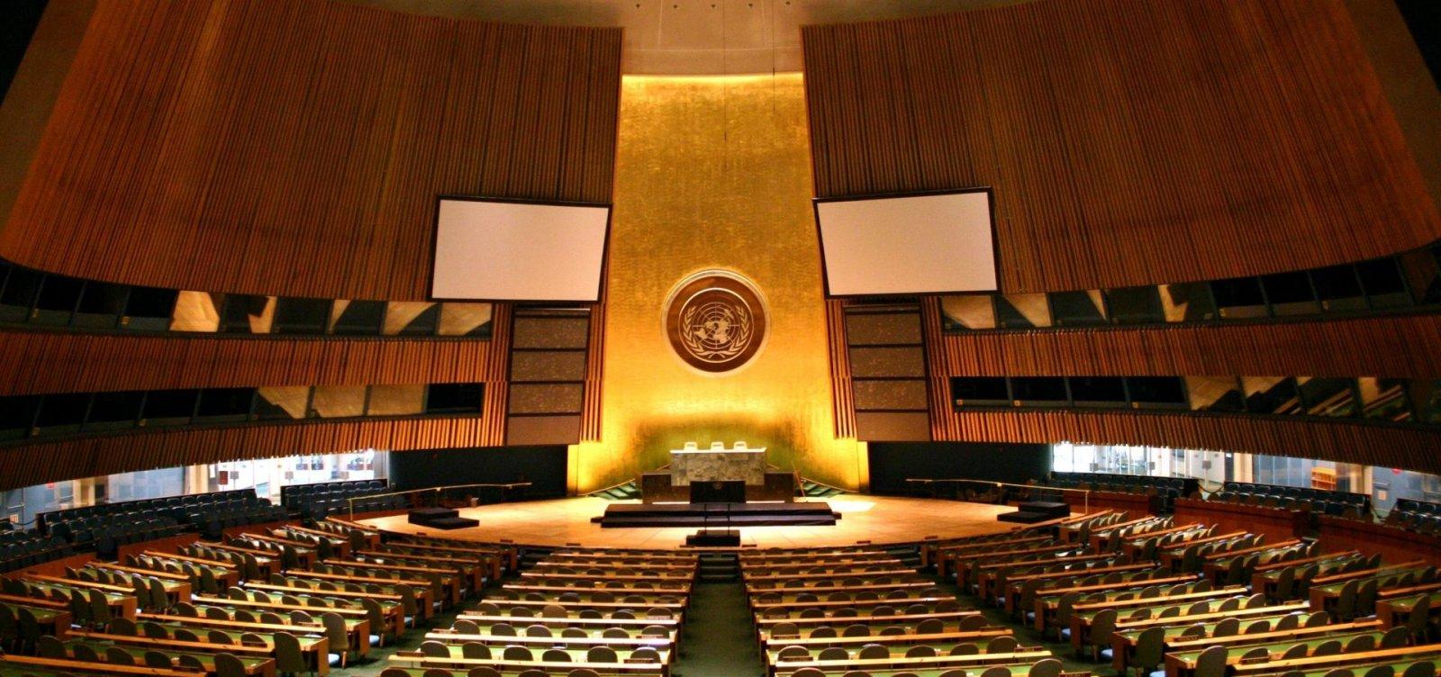 [Brasil pode perder direito a voto na ONU se não pagar R$ 530 milhões neste ano]