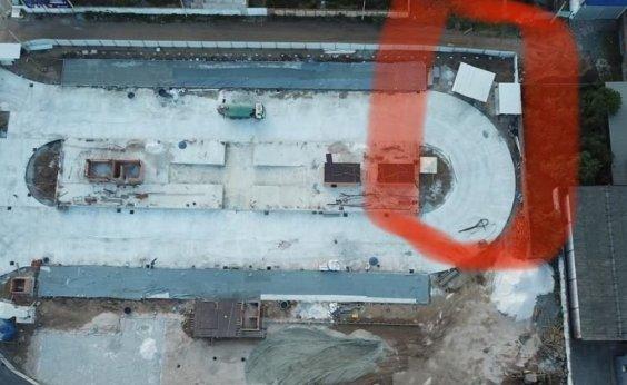 [BRT Feira: Prefeitura nega invasão de terreno particular e afirma que foi desapropriado]