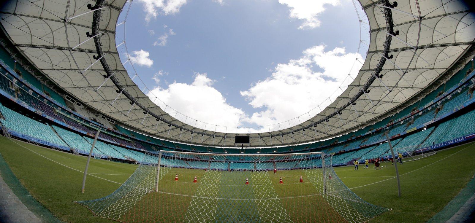 [Bahia fica de fora da Copa Libertadores]