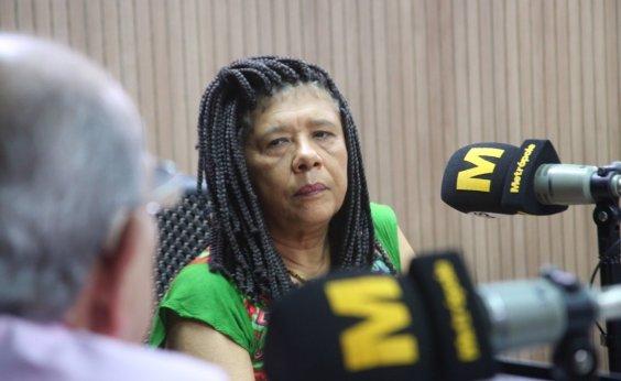 ['Graças à luta construída', diz Marta Rodrigues após suspensão de chefe da Fundação Palmares]
