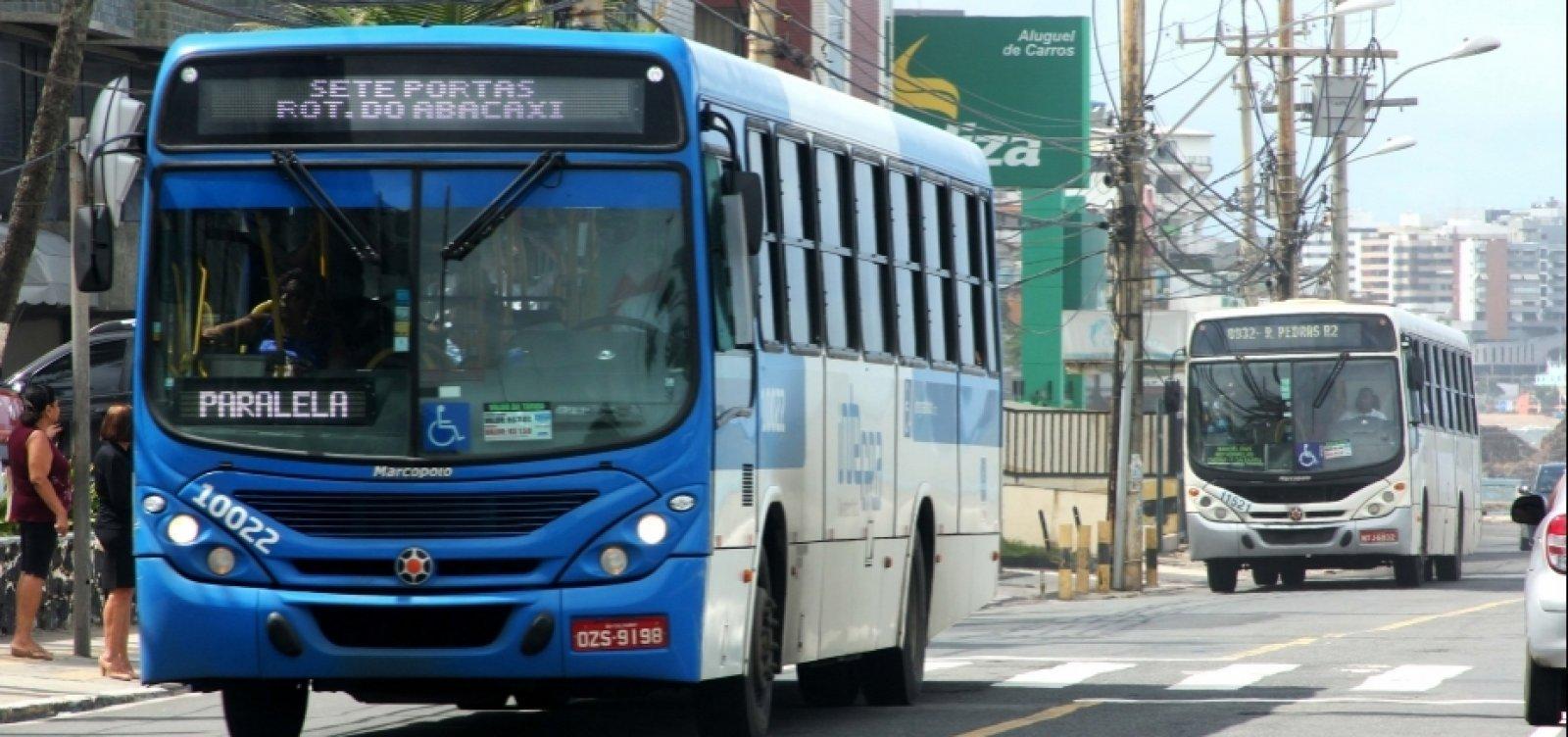 [Após atraso, 30 ônibus com ar-condicionado para orla devem ser entregues até dia 27]