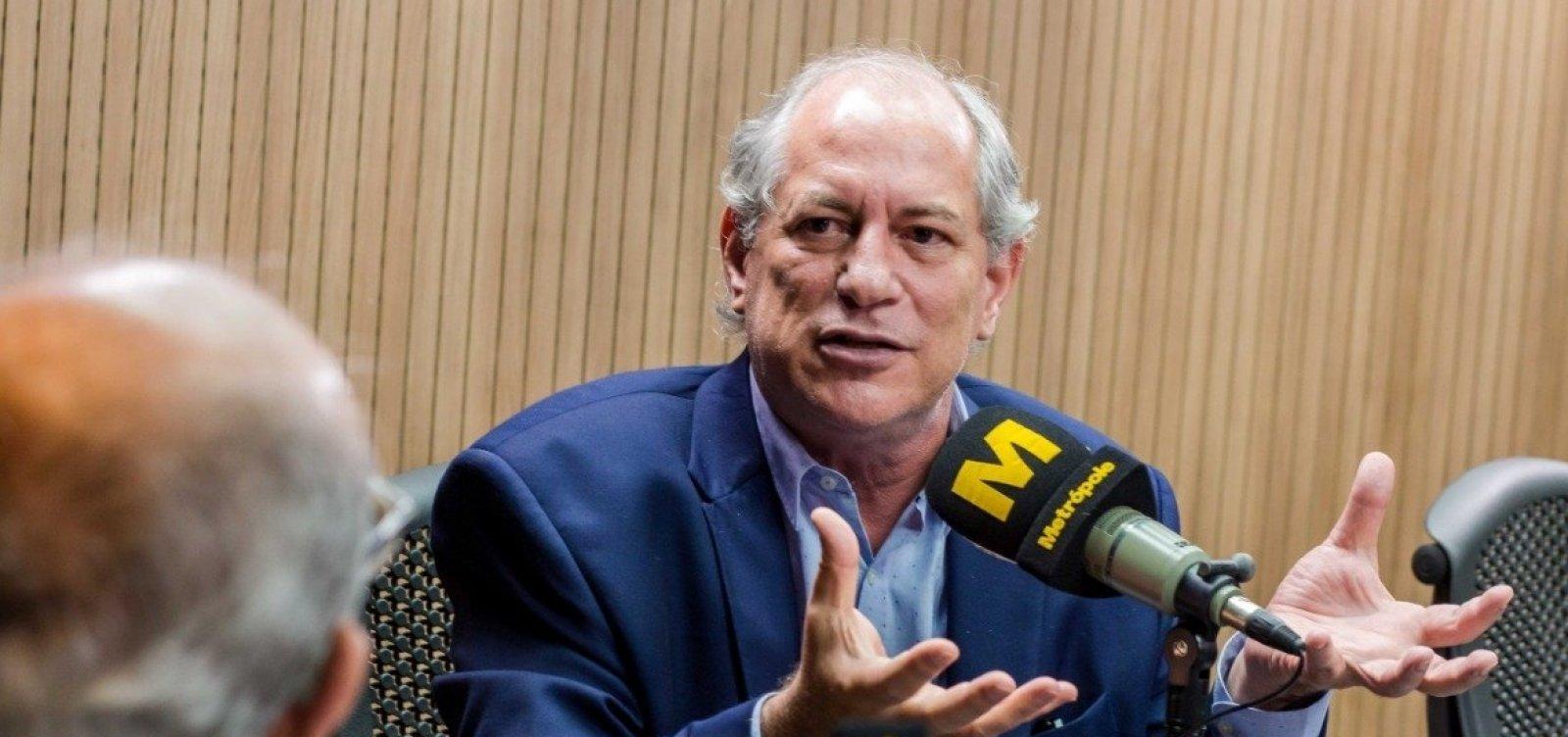 ['Lula prefere Bolsonaro a mim', diz Ciro sobre eleição de 2022]