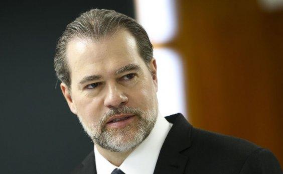 ['Nos comunicamos mal', diz Toffoli sobre Poder Judiciário]