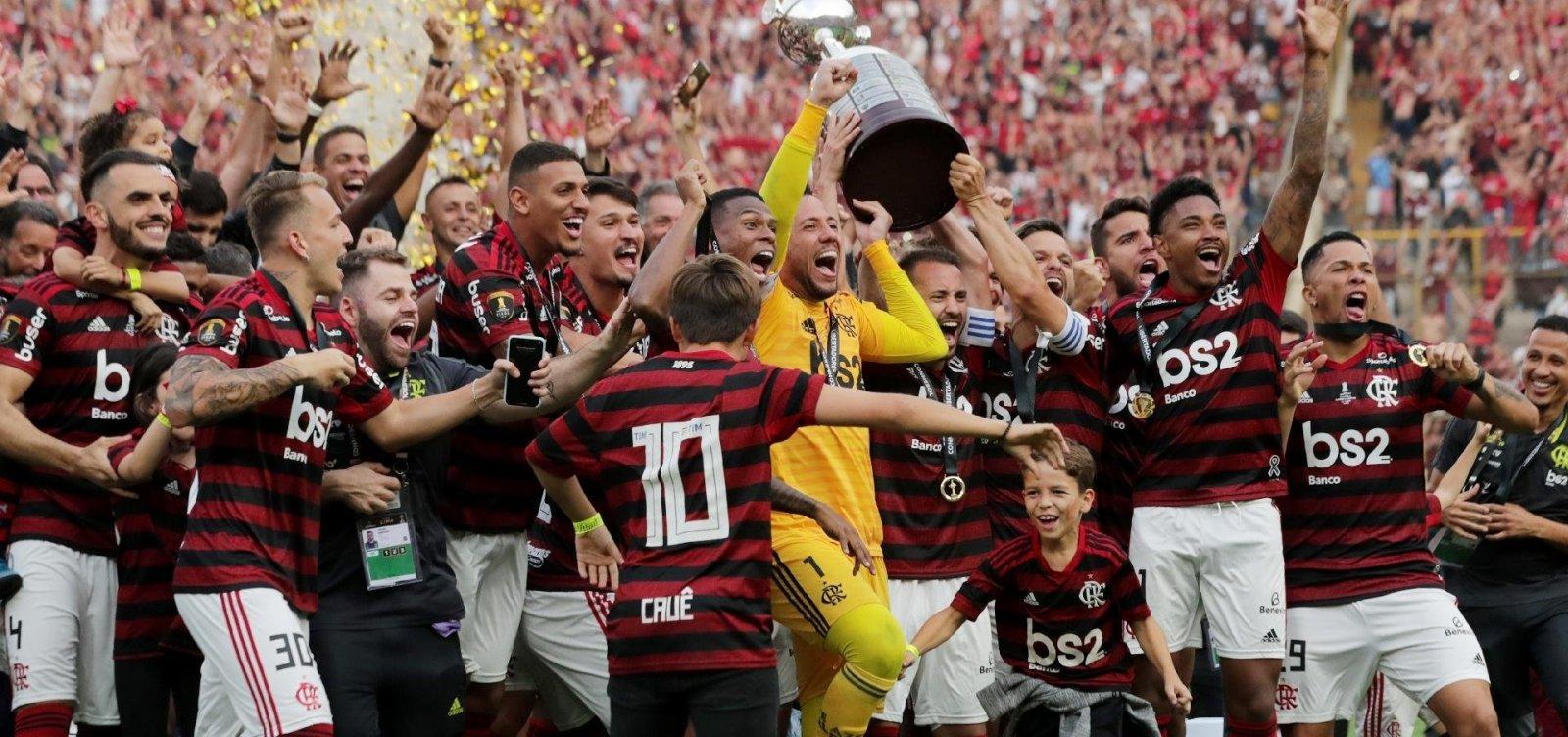 [Com elenco esperado, Flamengo divulga lista dos 23 inscritos para o Mundial]