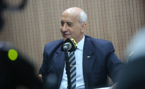 ['A gente pode ter adversário político, mas não inimigo', diz ministro de Bolsonaro após encontrar com Rui]