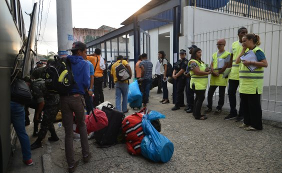 [Brasil reconhece condição de refugiados a mais de 21 mil venezuelanos que estão no país]