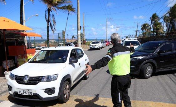 [Eventos alteram tráfego de veículos em Salvador hoje e amanhã; confira]