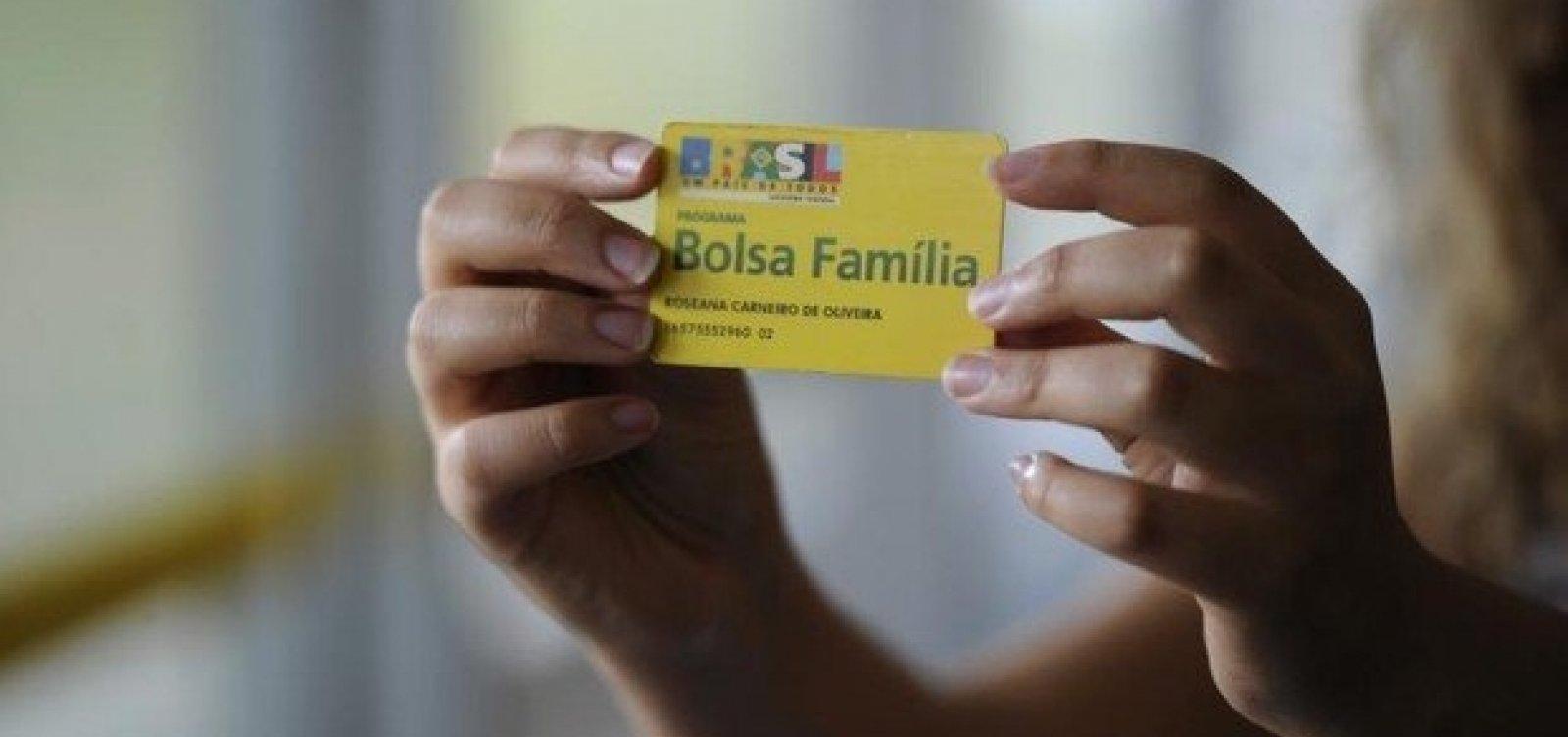 [Governo pode mudar nome do Bolsa Família e destinar benefício a crianças]