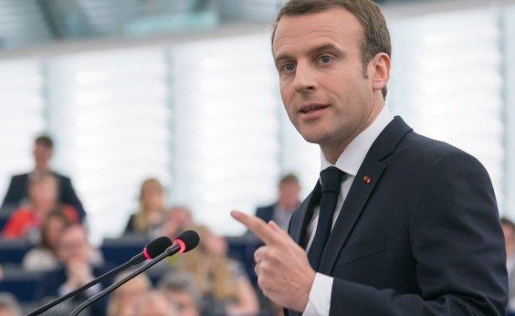 [Reforma do sistema de pensões gera protestos em Paris]