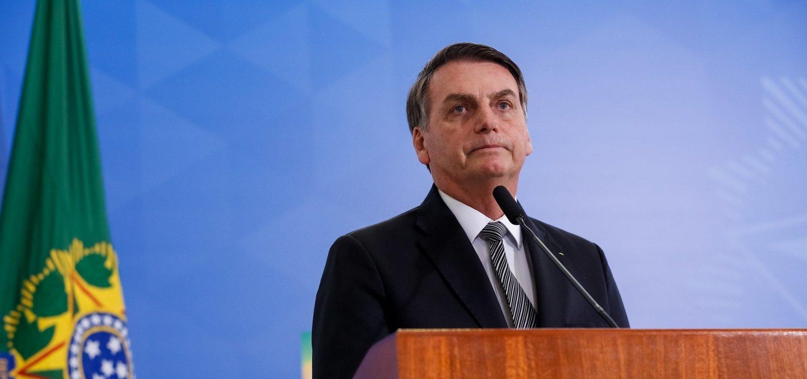 [Bolsonaro pede revogação de medida que excluiu atividades de MEI]