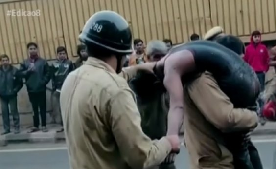 [Índia: incêndio em fábrica deixa mais de 40 mortos]