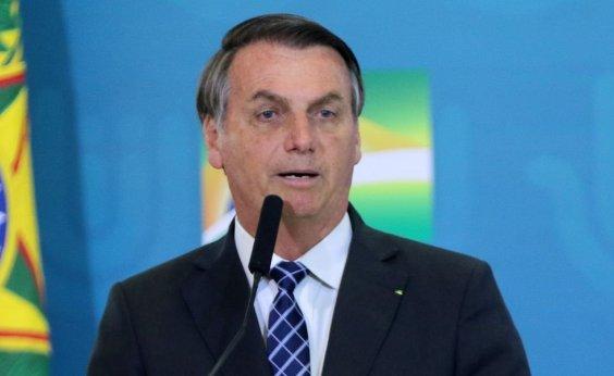 [Bolsonaro desiste de enviar representante à posse do presidente da Argentina]