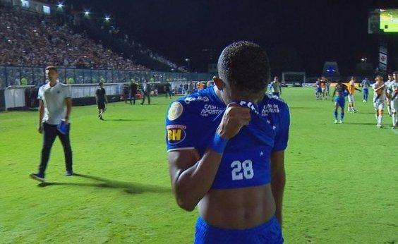 [Cruzeiro é rebaixado pela primeira vez na história do Brasileirão]