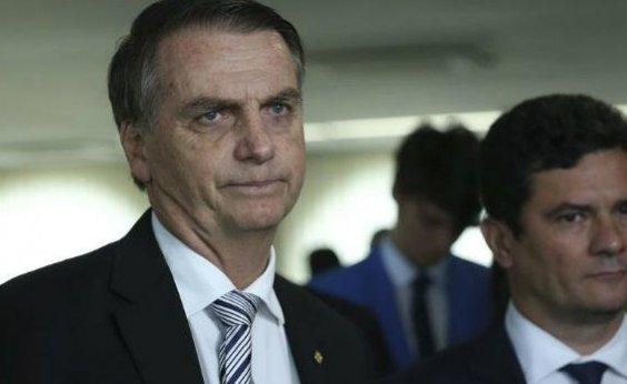 [Moro supera Bolsonaro e se firma como ministro mais popular, diz Datafolha]