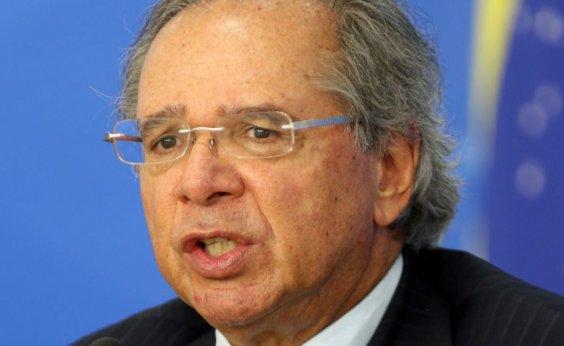 [Guedes diz a senadores que reforma tributária deve ser entregue na Câmara em fevereiro]