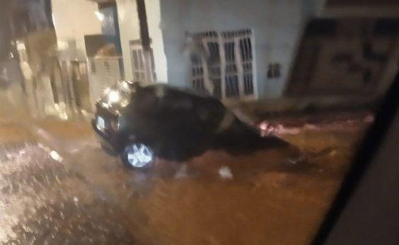 [Médico morre após ser arrastado pela água da chuva em Caetité]