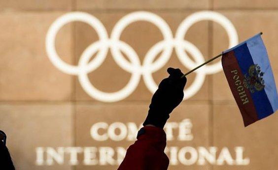 [Após caso de doping, Rússia é banida das Olímpiadas e de campeonatos mundiais até 2023]