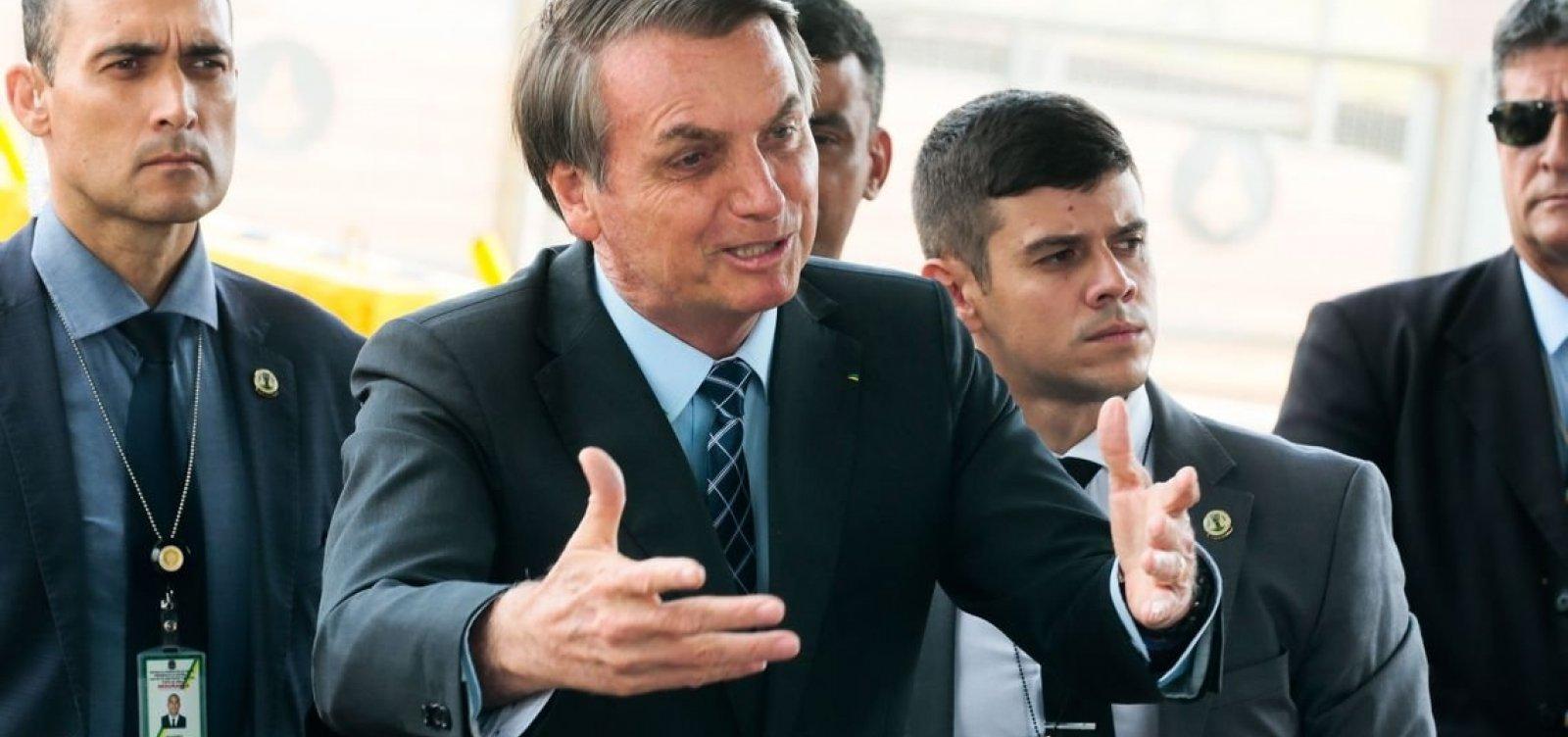 [Planalto diz que embaixador deve representar governo na posse de Fernández]