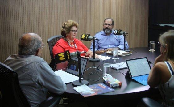 [Carlos Emanuel Melo diz que Martagão busca cobrir 'lacuna' de assistência à transplante infantil]