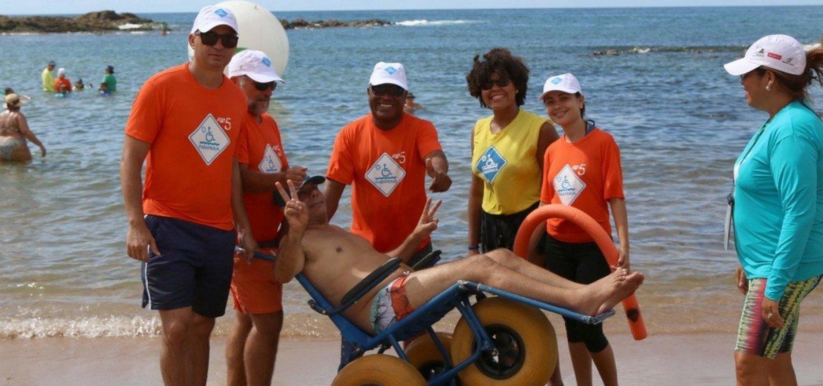 [Projeto 'Para Praia' recebe inscrições de voluntários até esta quinta-feira]