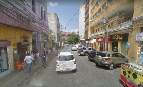 [Mulher morre após ser atropelada por ônibus no Centro de Salvador]