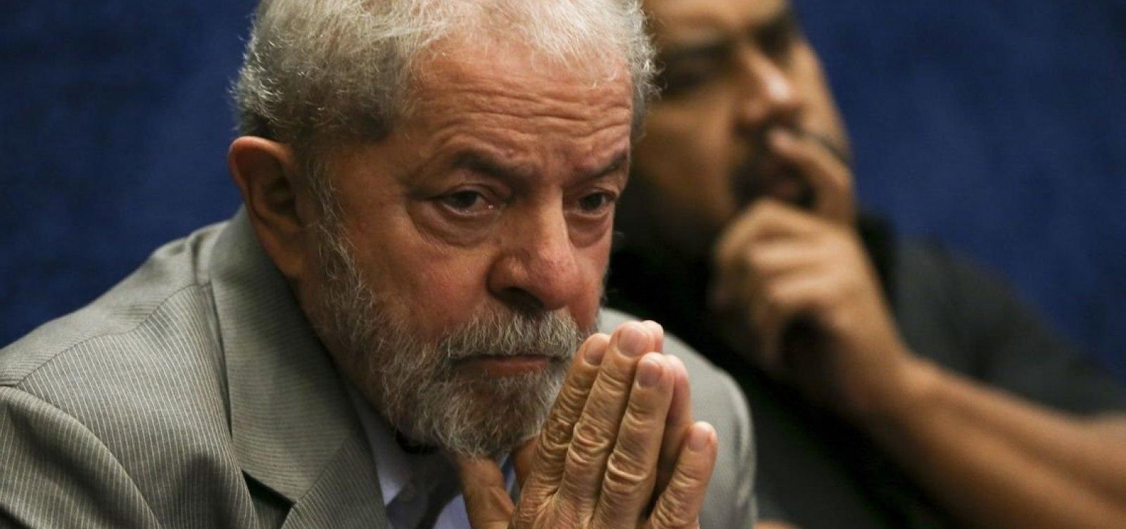 [Maioria acredita que soltura de Lula foi justa, diz Datafolha]