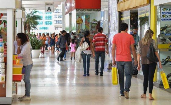 [Vendas no mês do Natal devem crescer 3,6% na Bahia, estima Fecomércio]