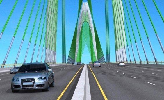 [Grupo chinês faz proposta única por Ponte Salvador-Itaparica]