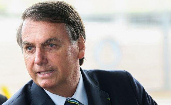 [Bolsonaro diz que não se preocupa com perda de voto na ONU por falta de pagamento]